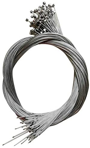 ZicHEXING Universal MTB Cycling Bicycle Bike Brake Cable Line Inner Wire Brake Line Core 150cm Bicycle Accessories
