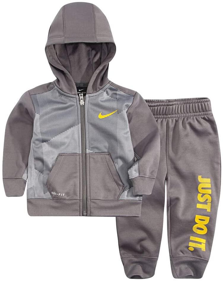 Nike Baby Boys' Therma Dri-Fit 2-Piece Tracksuit Pants Set