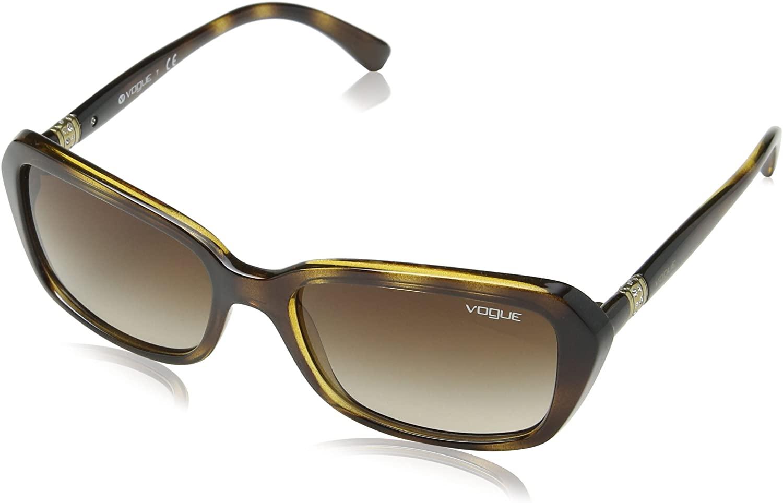 Vogue Eyewear Women's Vo2964sb Rectangular Sunglasses