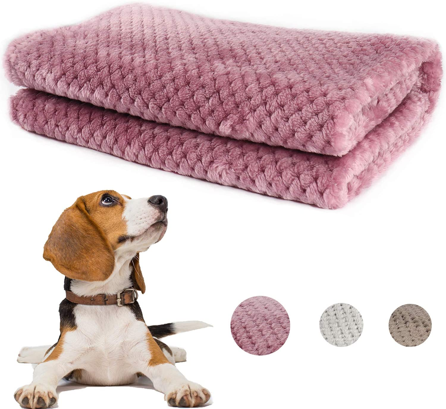 Less bad Lifeunion Premium Fluffy Dog Blanket Extra Soft and Warm Reversible Pet Throw Blankets Bed Couch Car Seat Cover Mat for Small Medium Large Dogs Cats
