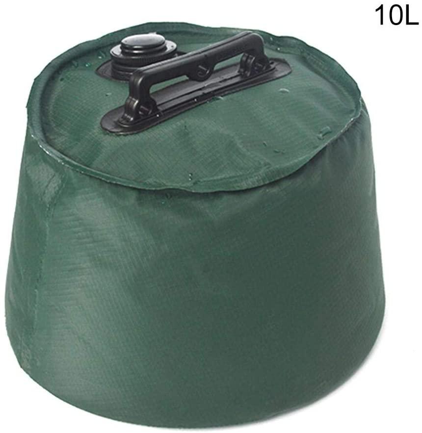 ampusanal 6L/10L Patio Shade Fixed Water Bag, Heavy Duty Water Weight Bag, Gazebo Fixed Water Weights Bags, Durable Saddle Design Backyard Sun Shade Fixing Water Bag
