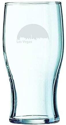 Las Vegas, Nevada-19.5 oz. Pint Glass