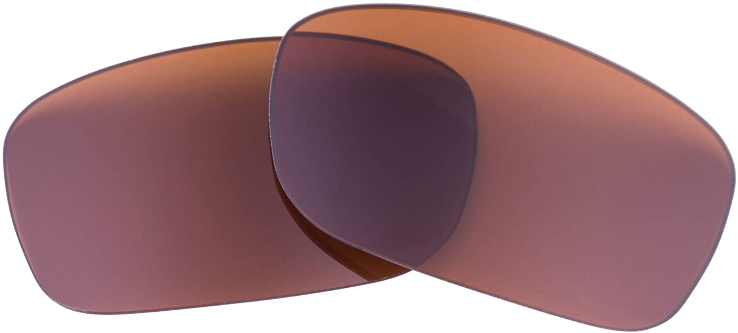 LenzFlip lenses Compatible with Maui Jim World Cup Sunglasses Polarized Replacement lenses - Crafted in USA