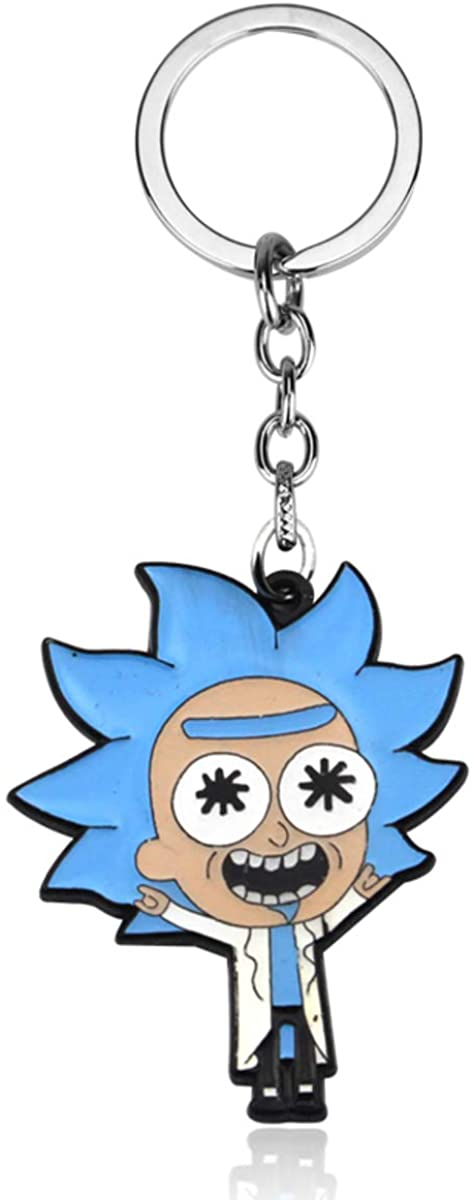Rick and Morty - Lil Rick - Keychain