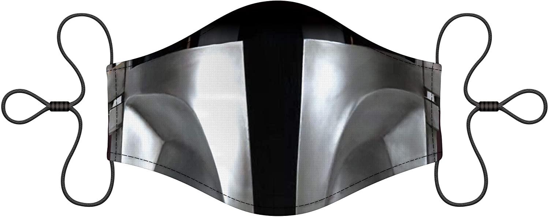 Superhero Face Scarf Bandanas Cosplay Headbands Neck Gaiter Wristband UV Windproof Headwear Motorcycle Bandana