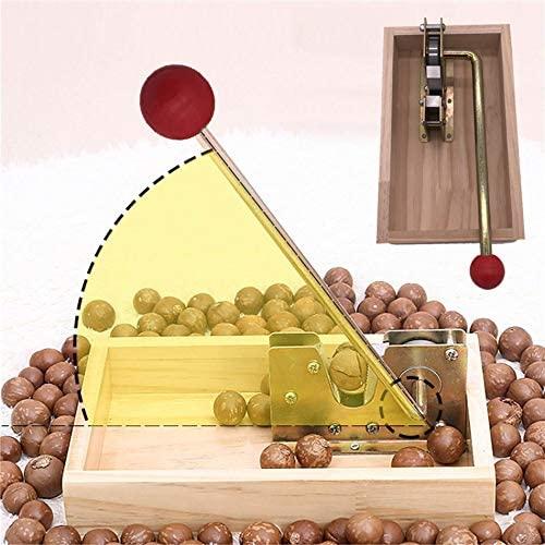 2020 New Manual Nutcracker Nut Tongs, Heavy Duty Pecan Nut Cracker Opener Tool For Walnuts Chestnuts Pecans