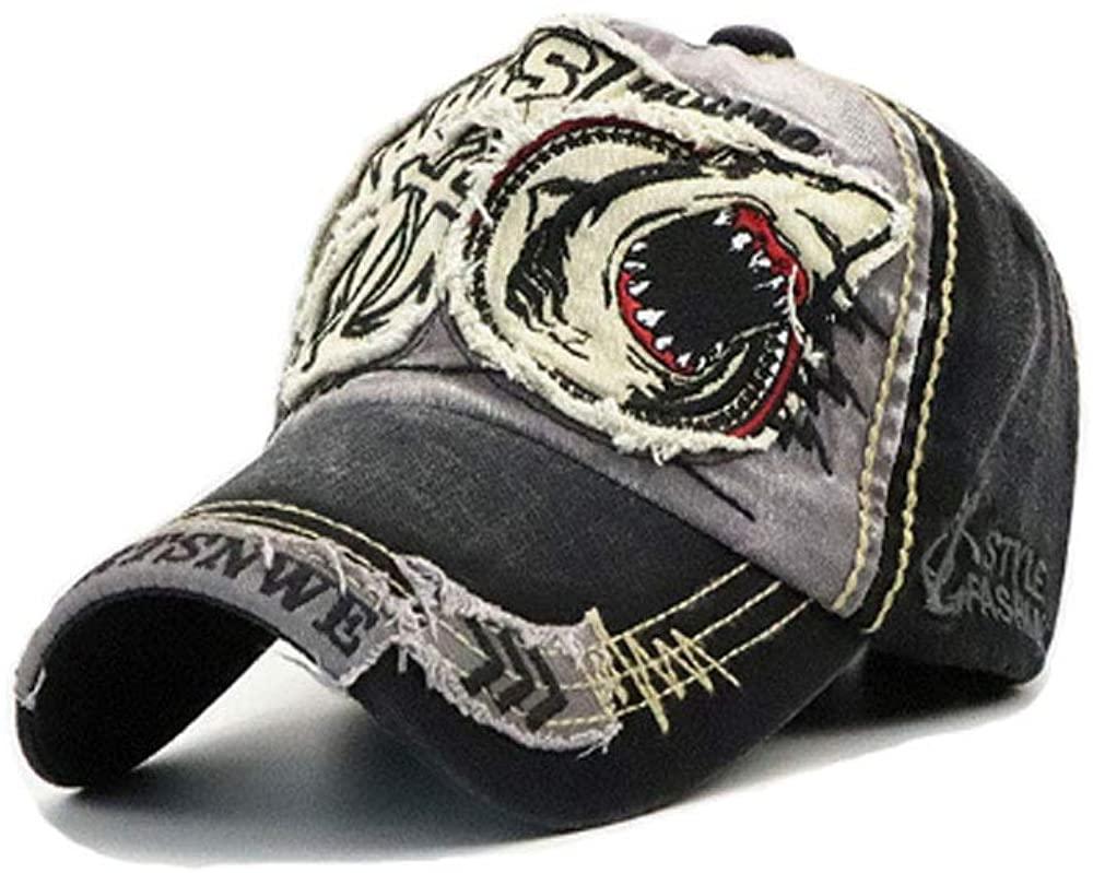 Fashionable Baseball Cap for Men and Women, Adjustable Sun-Proof Trucker Hat