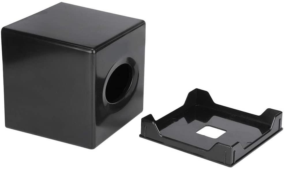 Long Life Service Tissue Box, Safe No Odor Napkin Case, for Living Room for Bathroom Car