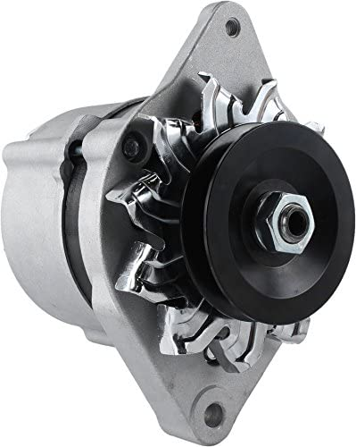 Rareelectrical NEW ALTERNATOR COMPATIBLE WITH MASSEY FERGUSON TRACTOR MF-230 9-515-020 1618473M91 1699871T