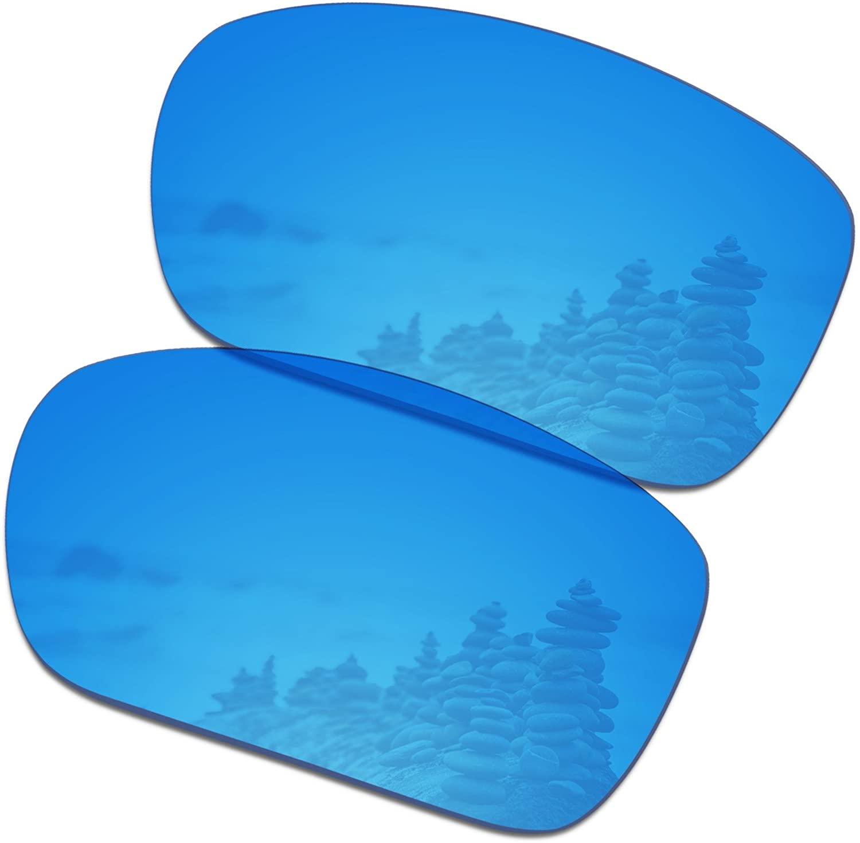 SmartVLT Men's Replacement Lenses for Oakley Turbine OO9263 Sunglass - More Options