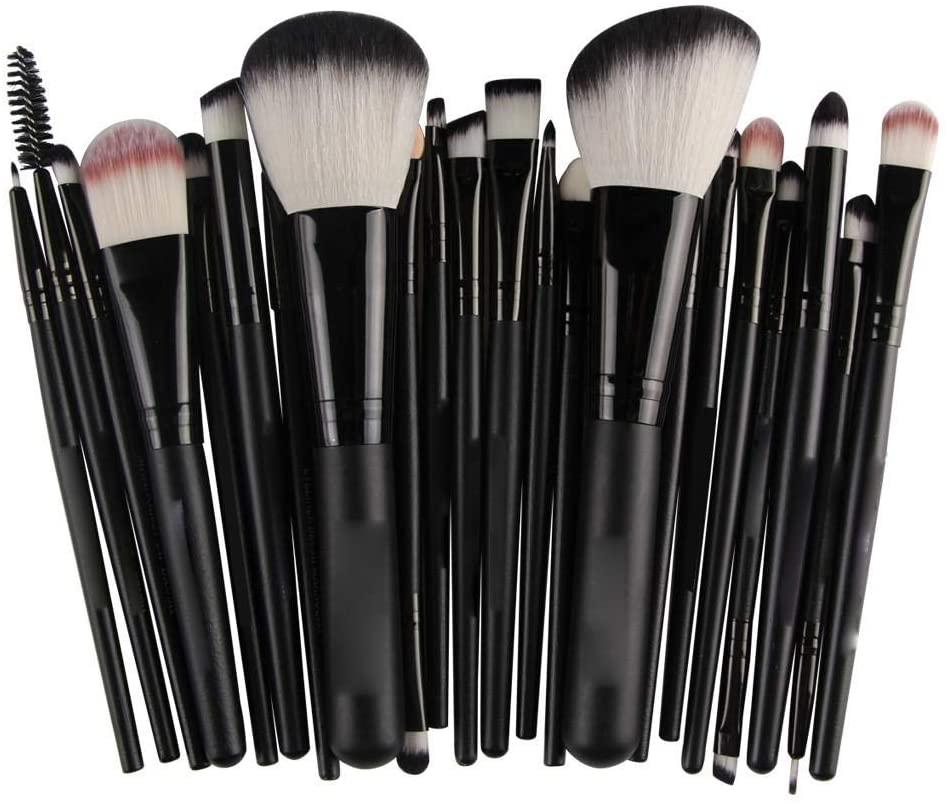 settencas 22 Makeup Brush Sets Makeup Tool Kit