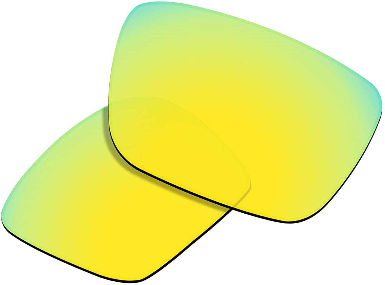 New 1.8mm Thick UV400 Replacement Lenses for Oakley Fuel Cell OO9096 - Options