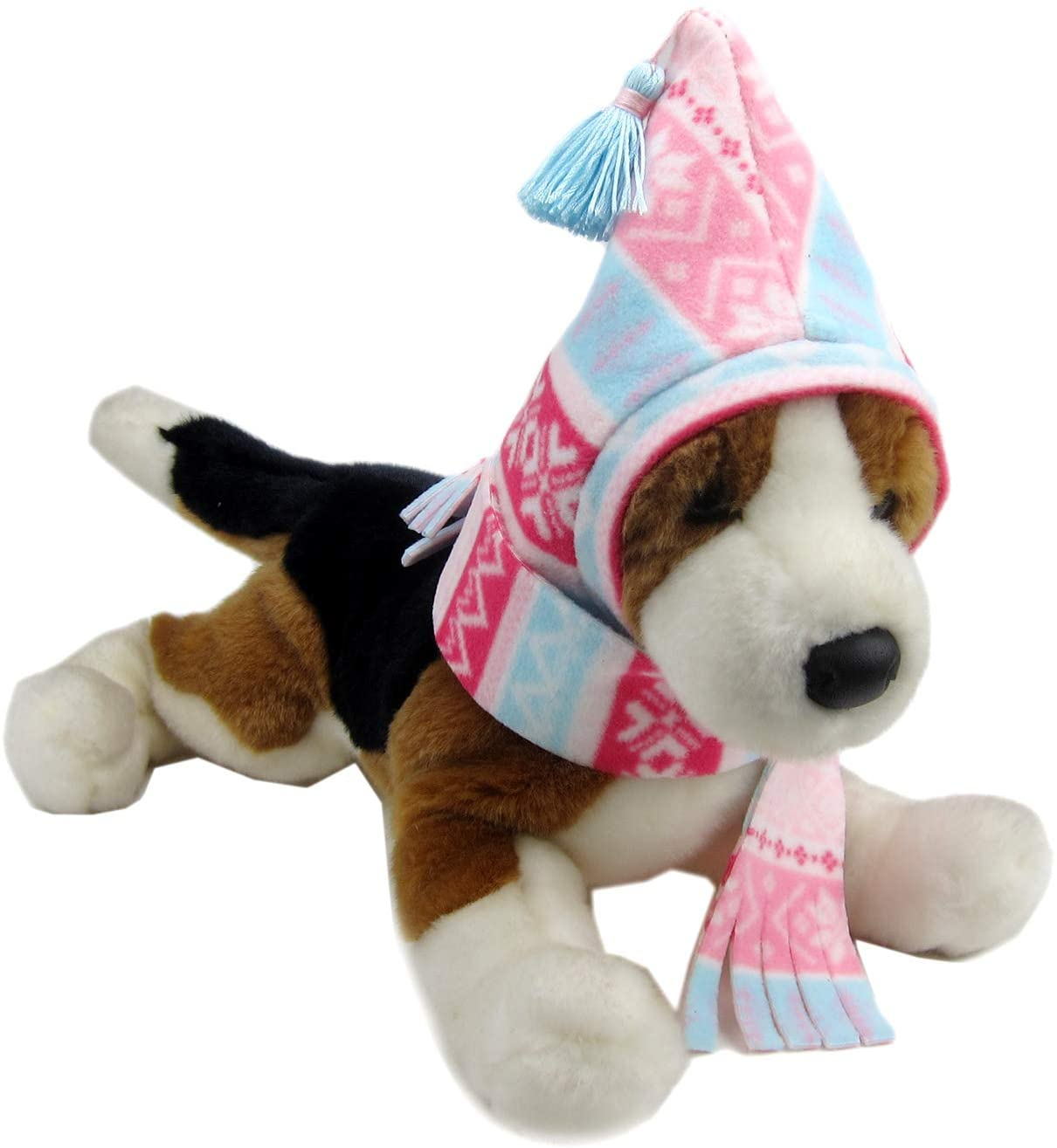 Alfie Pet - Shiva Winter Scarf and Hat Set for Dogs and Cats