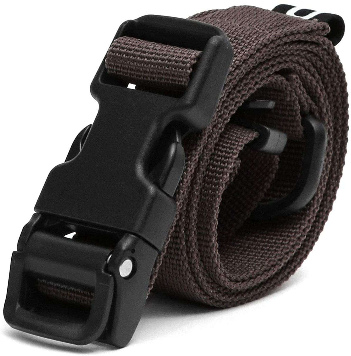 UNDERCONTROL Military Casual Tactical Web Belt - Army Durable Buckle Adjustable Quick and Easy Release Silm Belt