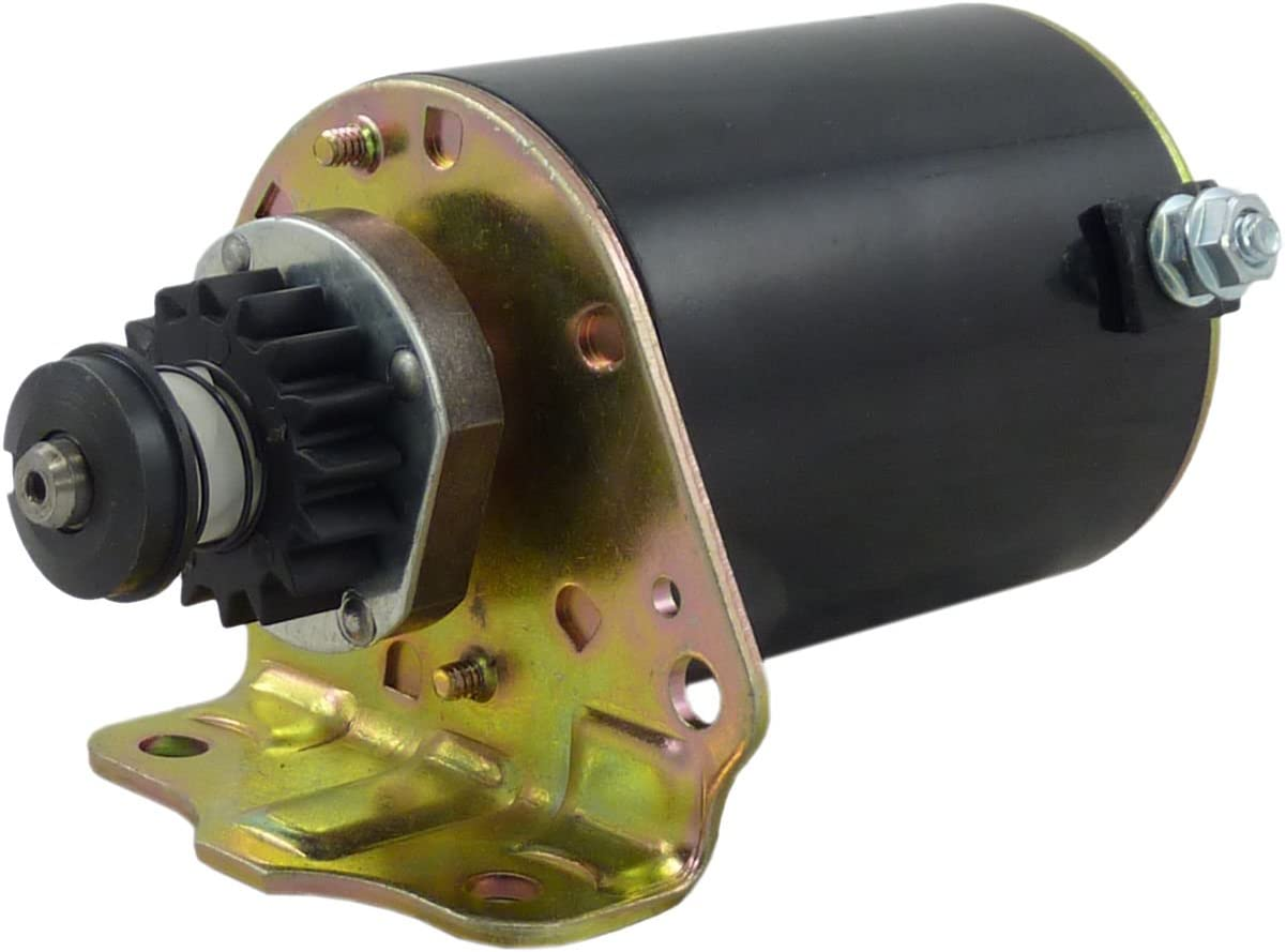 Compatible with Briggs and Stratton Starter 390838 392749 497595 5742