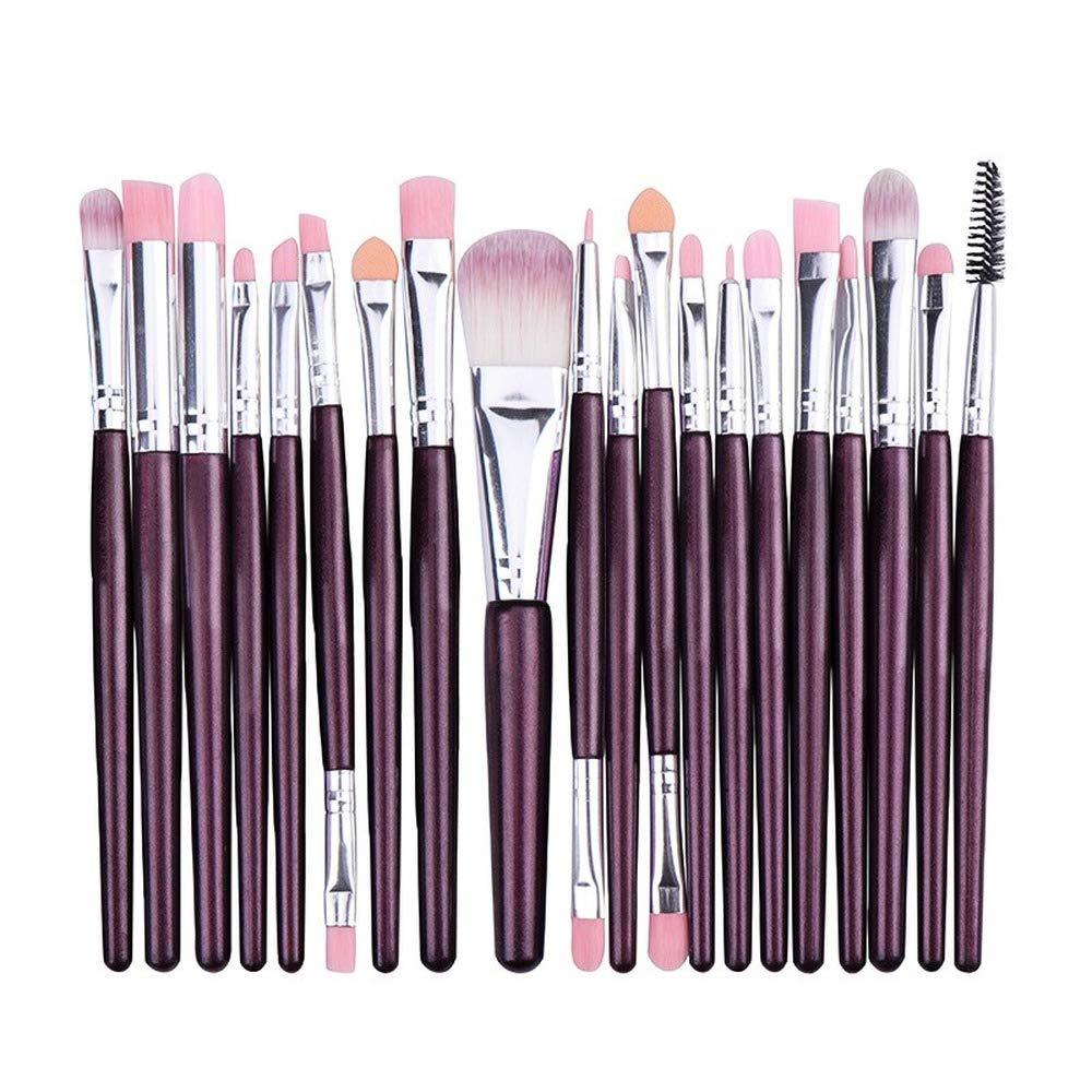 Makeup Brushes Set, Eye Shadow, Foundation Powder Eyeliner Eyelash Lip Make Up Brush, Cosmetic Beauty Tool Kit Hot (shua-20-ZY)