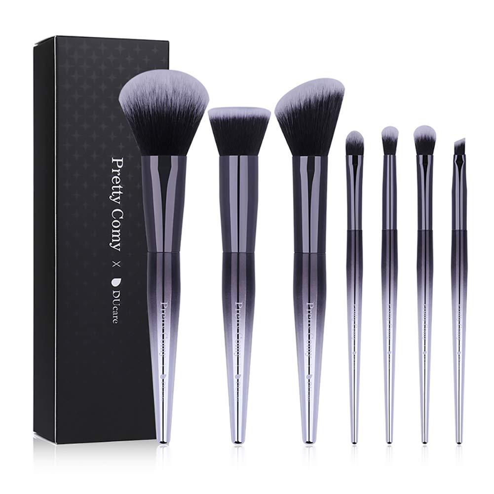 Pretty Comy Makeup Brush Set 7PCS Brushes Cosmetic Tools