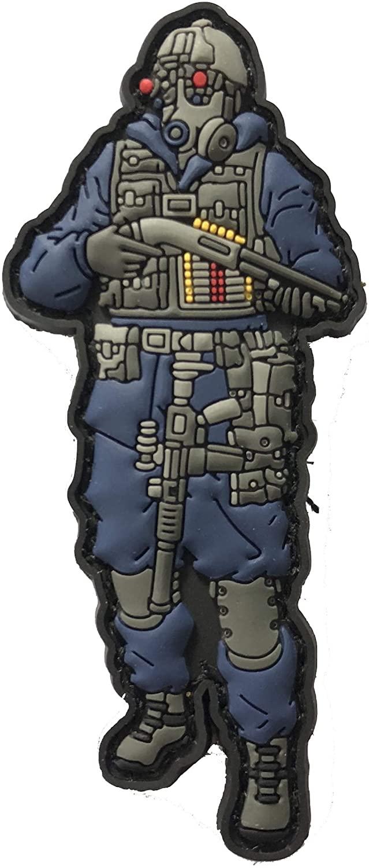 TACOPSGEAR SOF - Operator Patch British SAS - Callsign Beluga - Patch