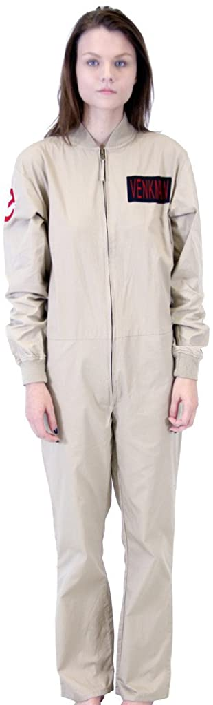 Ghostbusters Venkman Costume Jumpsuit