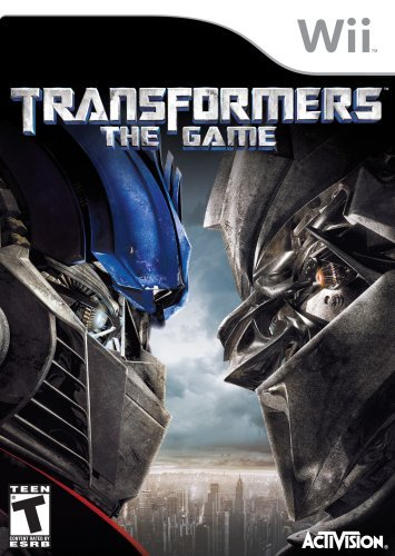 Transformers the Game - Nintendo Wii (Renewed)