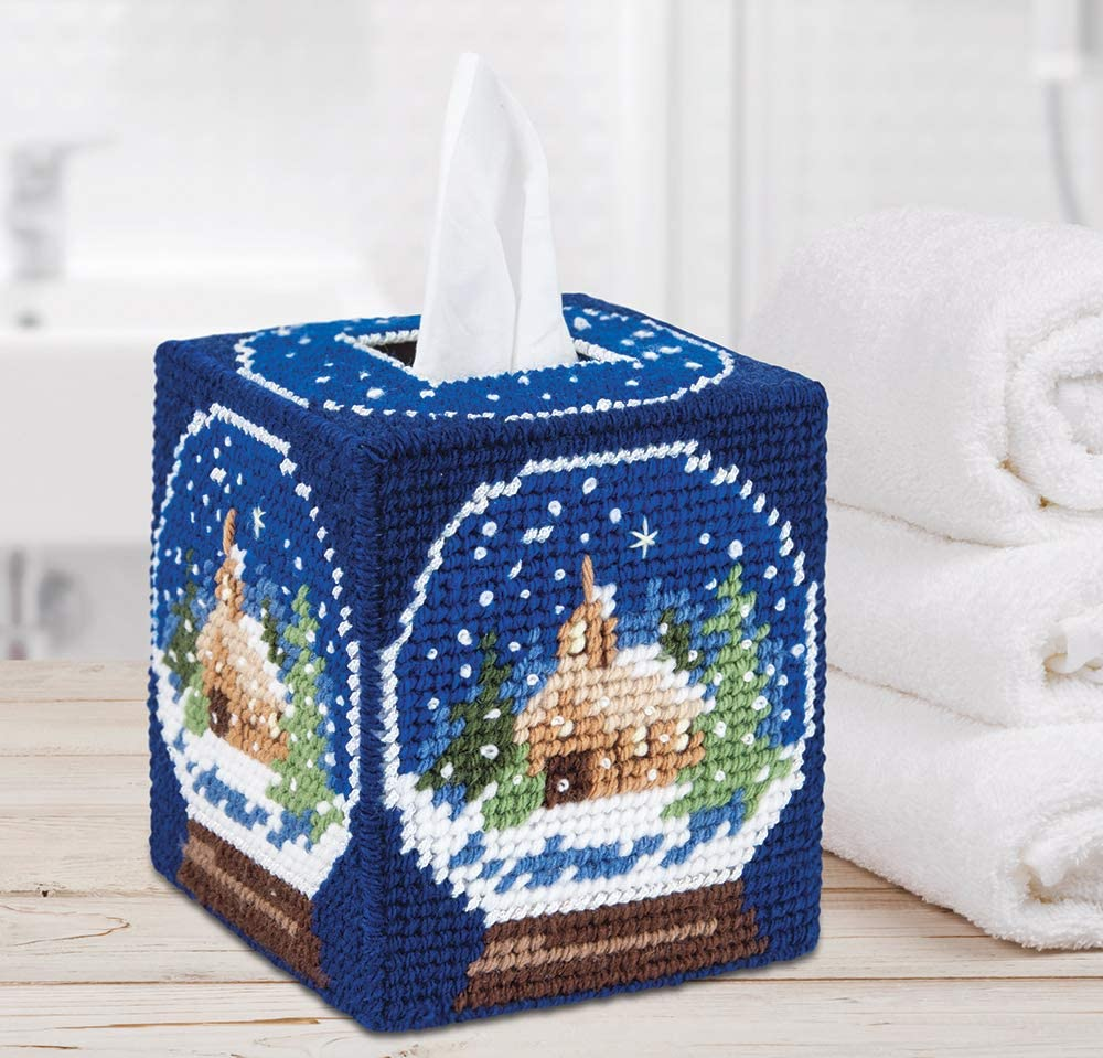 23 S Tissue Box Cover