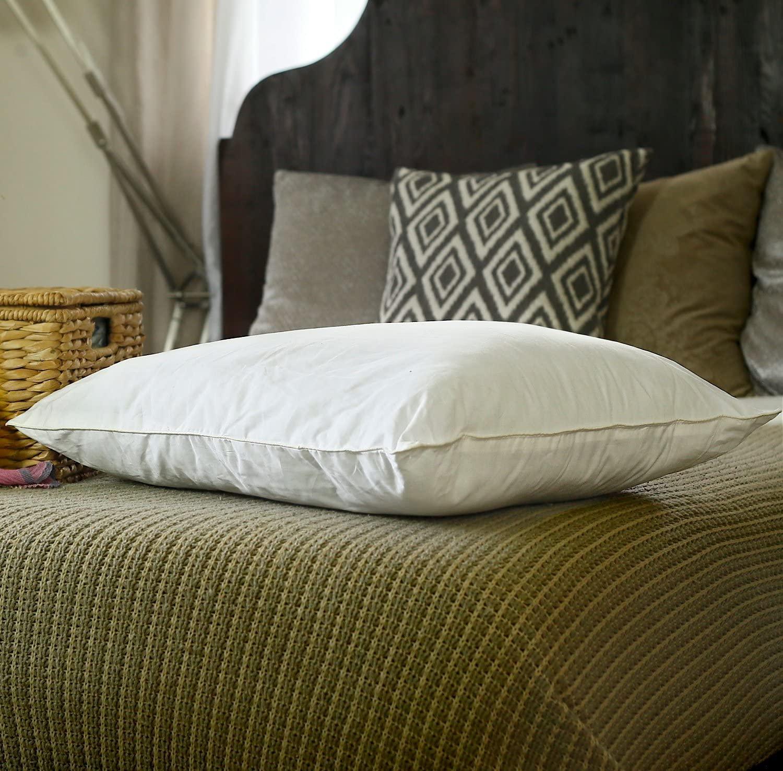 Silk-Filled Pillow. Queen Size (30