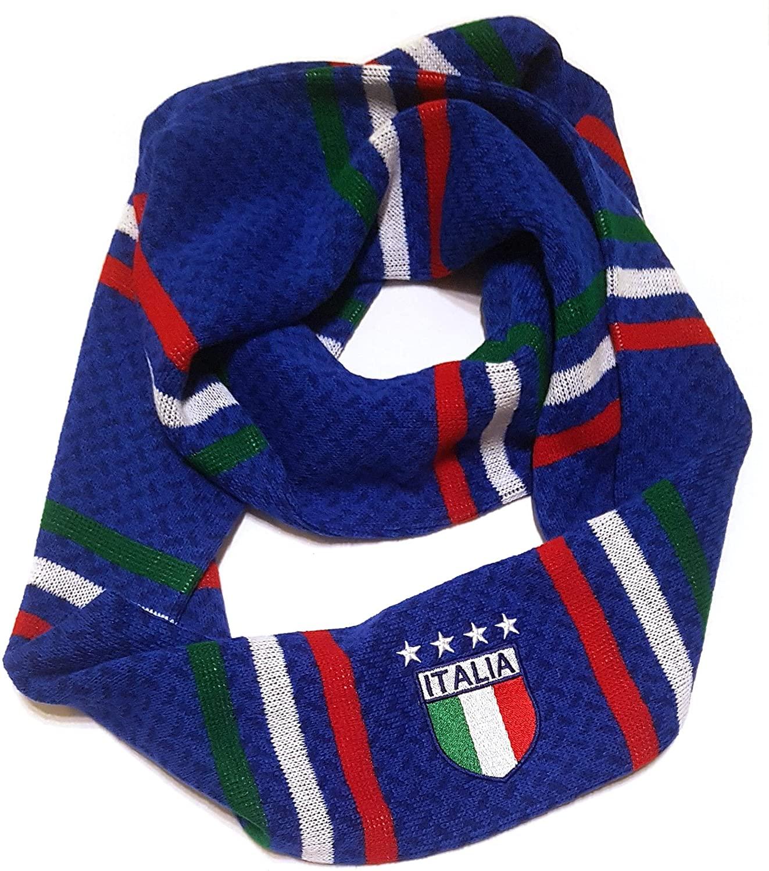 Euroscarves National Knit Infinity Scarf