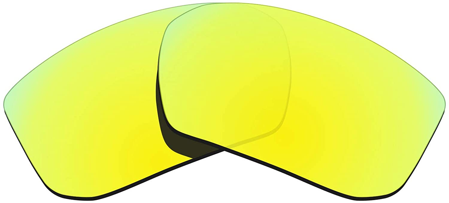 Glintbay 100% Precise-Fit Replacement Sunglass Lenses for Spy Optic Mccoy