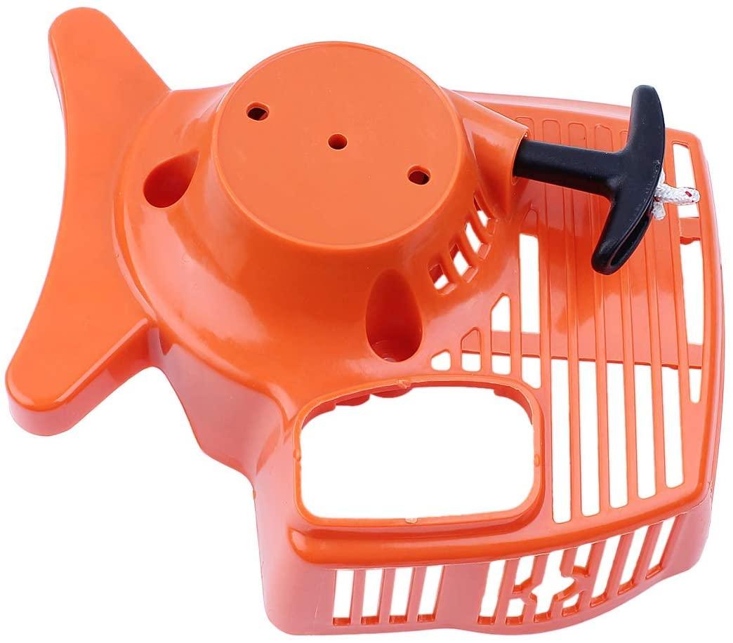 Haishine Recoil Starter Assy for Stihl FC55 FS38 FS45 FS46 FS55 FC55 HL45 KM55#4140 190 4009