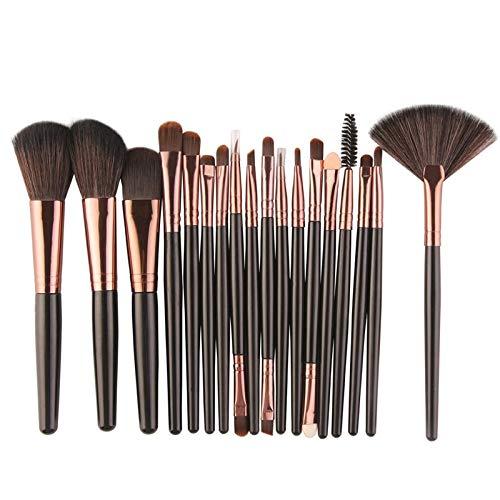 18 Pcs MAANGE Makeup Tools Set Brushes Suit Foundation Eye Lip Eyeshadow Rodalind
