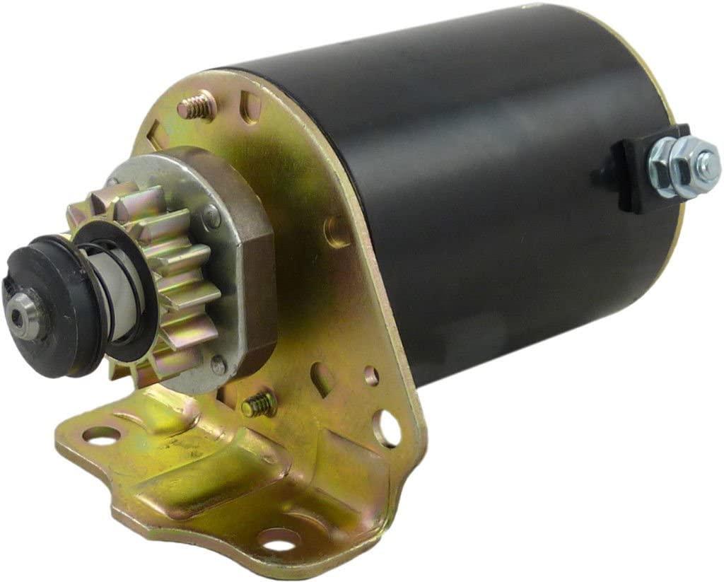 Discount Starter & Alternator Replacement Starter For BRIGGS & STRATTON ENGINE 215802-0141-B1 215802-0148-B1 215802-0154-B