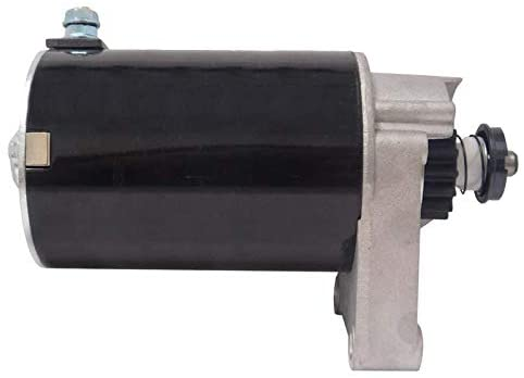 New Starter Replacement For 1996-1998 Briggs V Twin 14HP 16HP 18HP 108mm OAL 393017 394674 394808 497596 399928 495100 498148 SBS0009