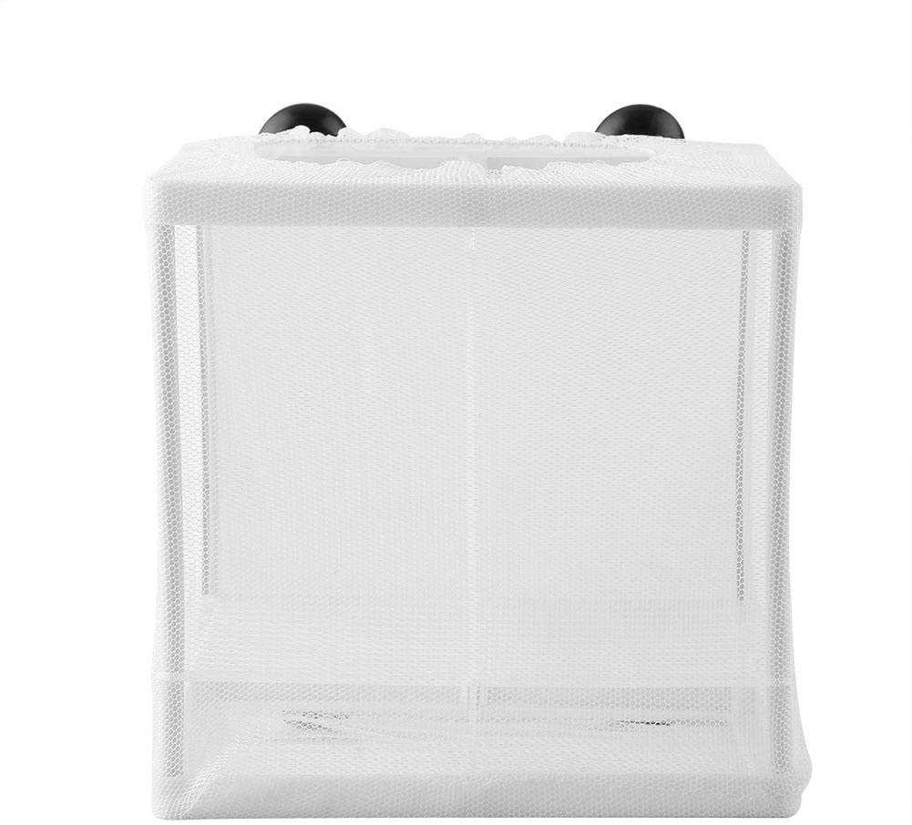 YOUTHINK Hatchery Separation Net Multifunctional Isolation Mesh Box Fish Breeding Net Aquarium Fish Tank Incubator Breeder
