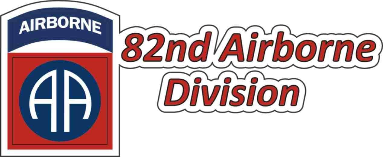 MAGNET United States Army 82nd Airborne Division Decal Bumper Magnetic Sticker 5.5