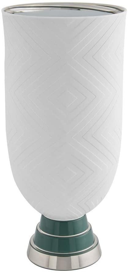 Vista Alegre Porcelain Lavish Vase