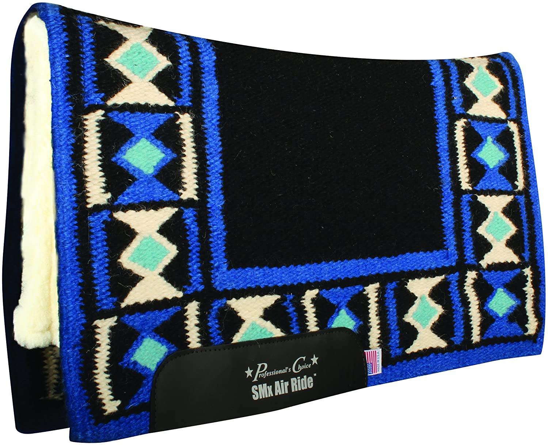 Pro Choice Hourglass SMX Wool Saddle Pad