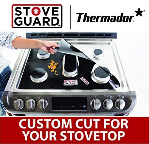 Thor Stove Protectors - Stove Top Protector for Thor Gas Ranges - Ultra Thin Easy Clean Stove Liner