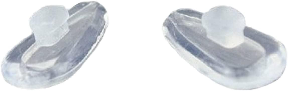 ASKANA Nosepads 14 mm Air Chamber Push in Set of 5 Pairs