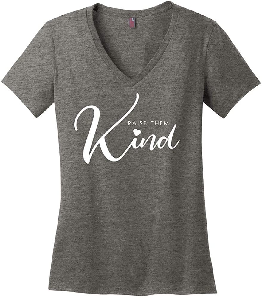 Raise Them Kind-Ladies T-Shirt