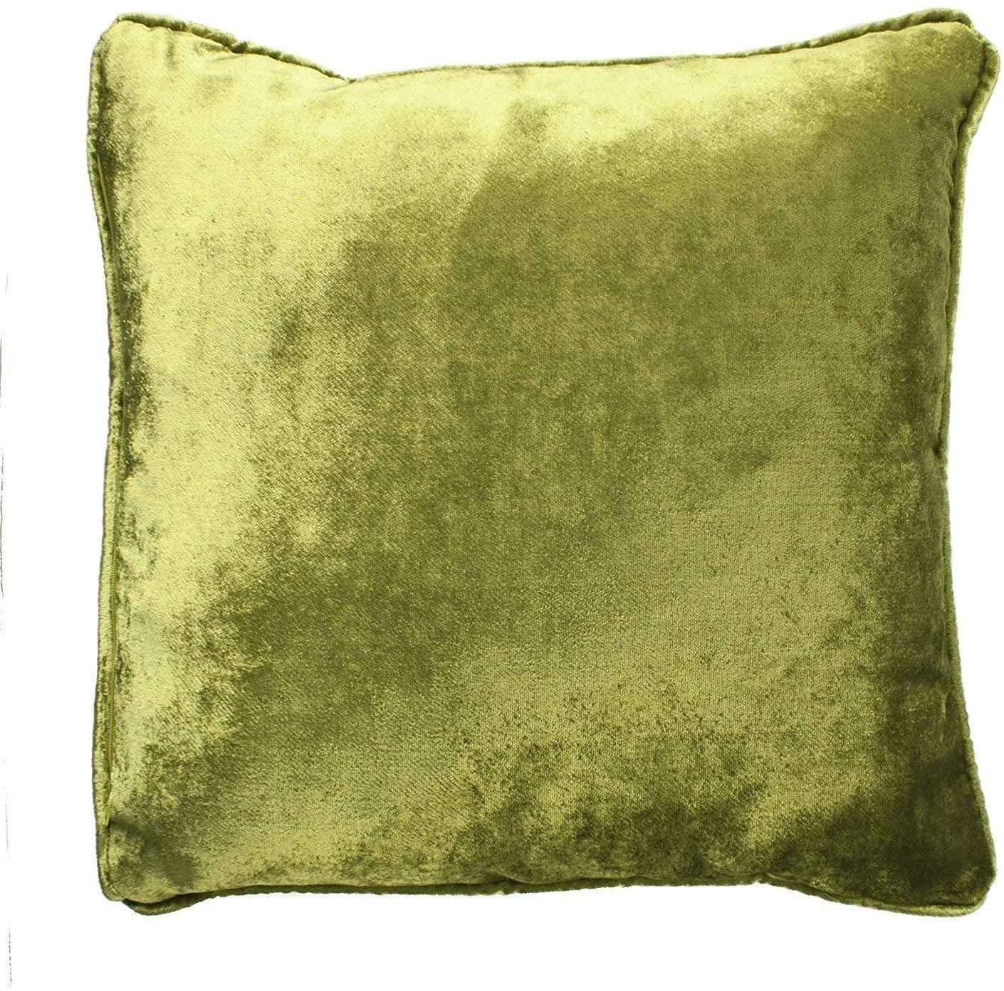 McAlister Textiles Shiny Velvet | Pillow Cover Sham in Aubergine Purple | Lumbar 12 x 18 Inches | Plump Decorative Toss Cushion Case Crushed Metallic Look Modern Plush Decor