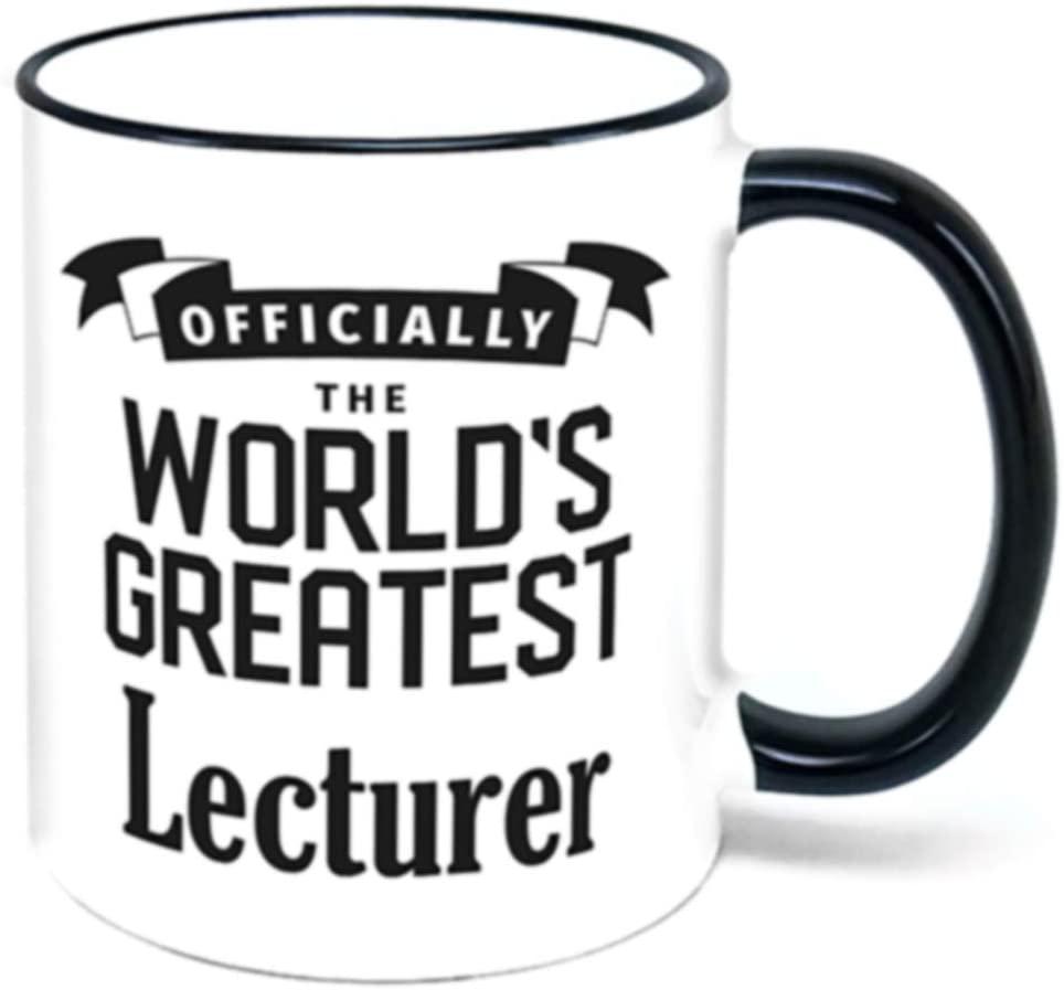 Worlds Greatest Lecturer Coffee Mug