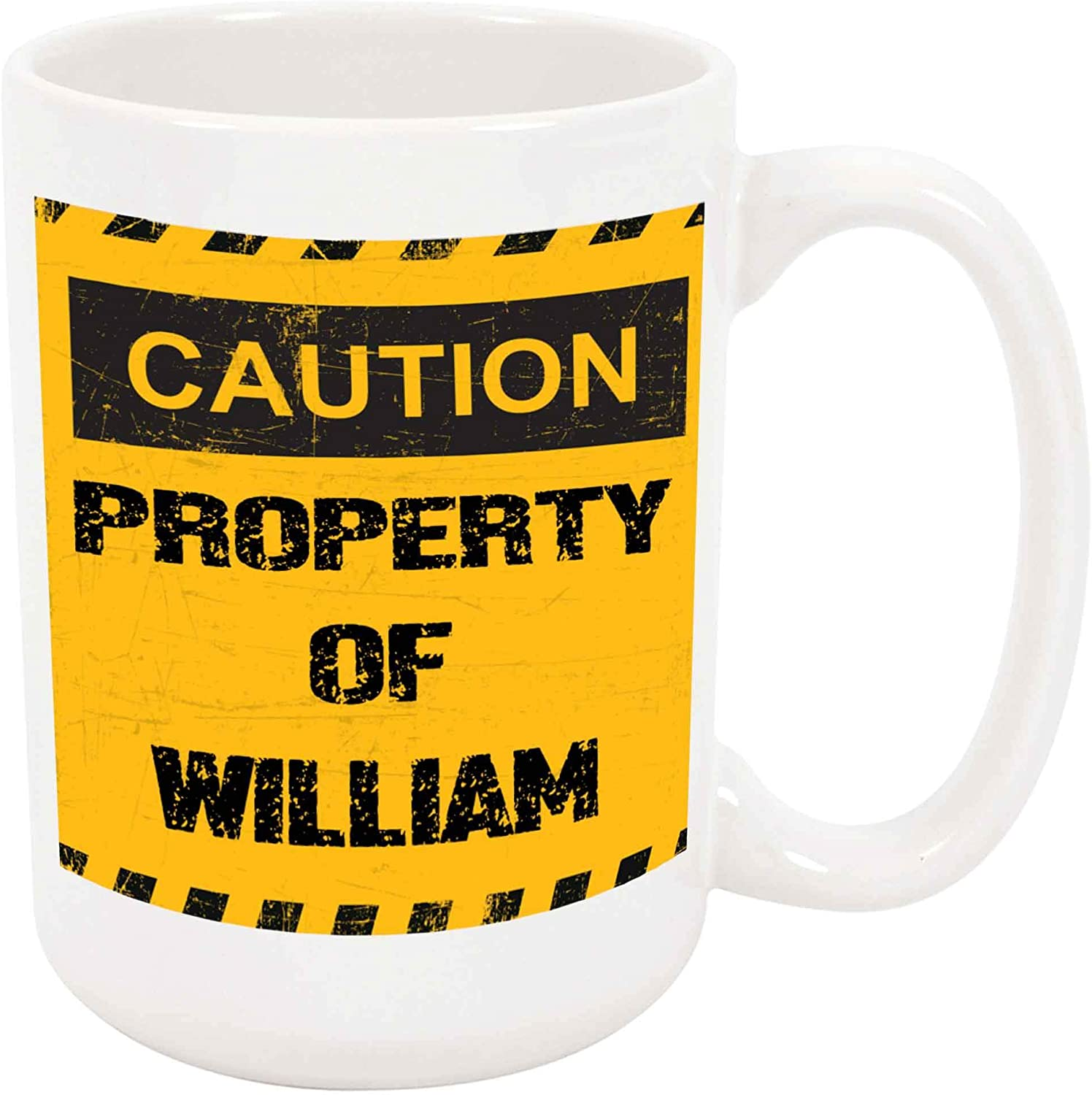Property of William Coffee Mug