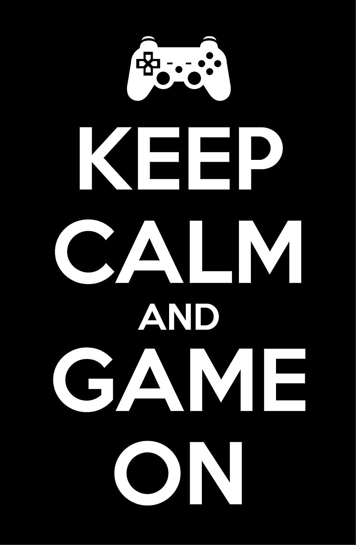 Damdekoli Game On Poster - 11x17 Inches, Gaming