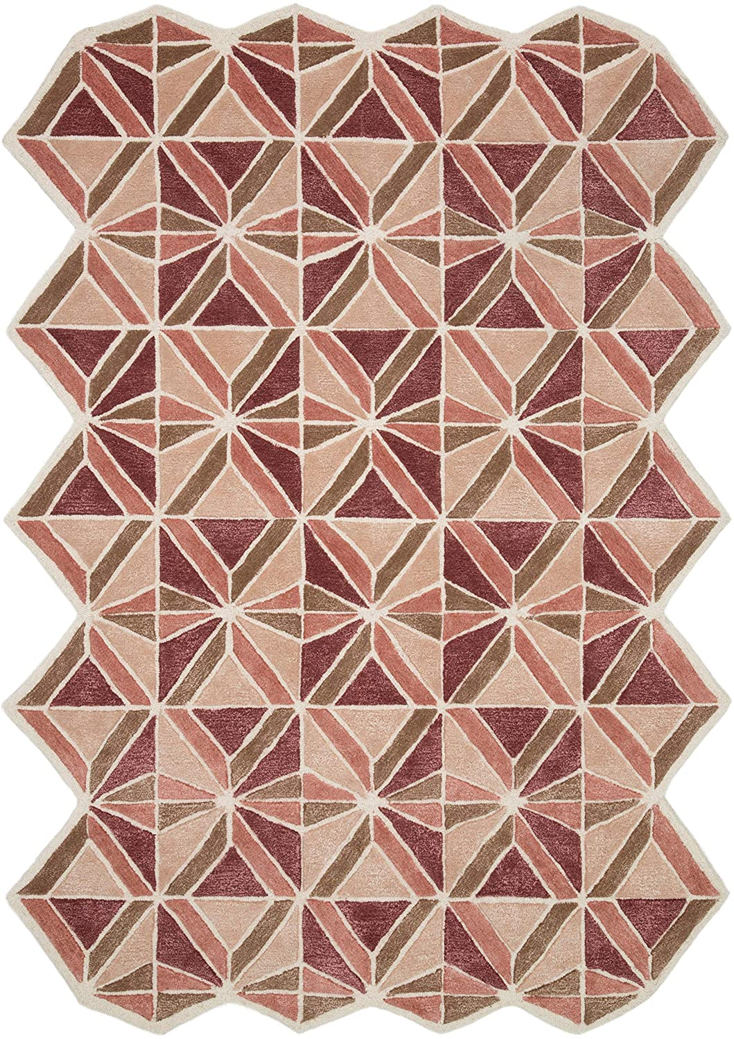 Now House by Jonathan Adler Facet Collection Area Rug, 3'6