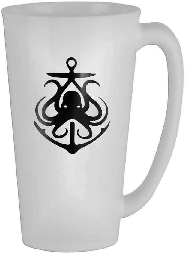 Octopus Sailor Anchor Mug 16 Oz 🏆 Male Idea Gifts Tea Cup/Humor/Retirement Coffee Cup Office Mug Gift/Perfect Gift for Family and Friends🎁
