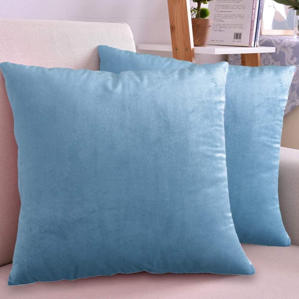 HMQIANG Throw Pillow Covers 16