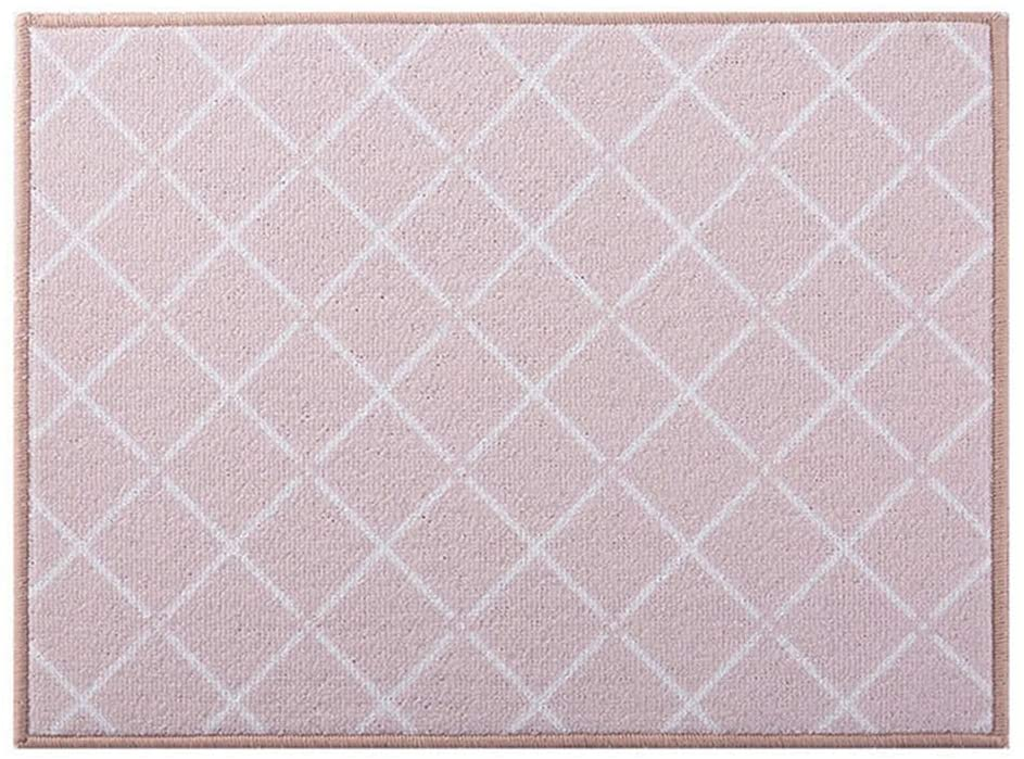 Placemats for Dining Table Waterproof, Heat Insulating Dish Table Mats(Pink)