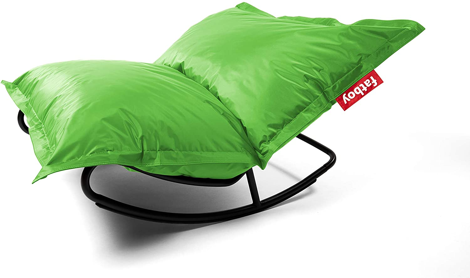 Fatboy Original n Roll Bean Bag Rocking Chair, Grass Green