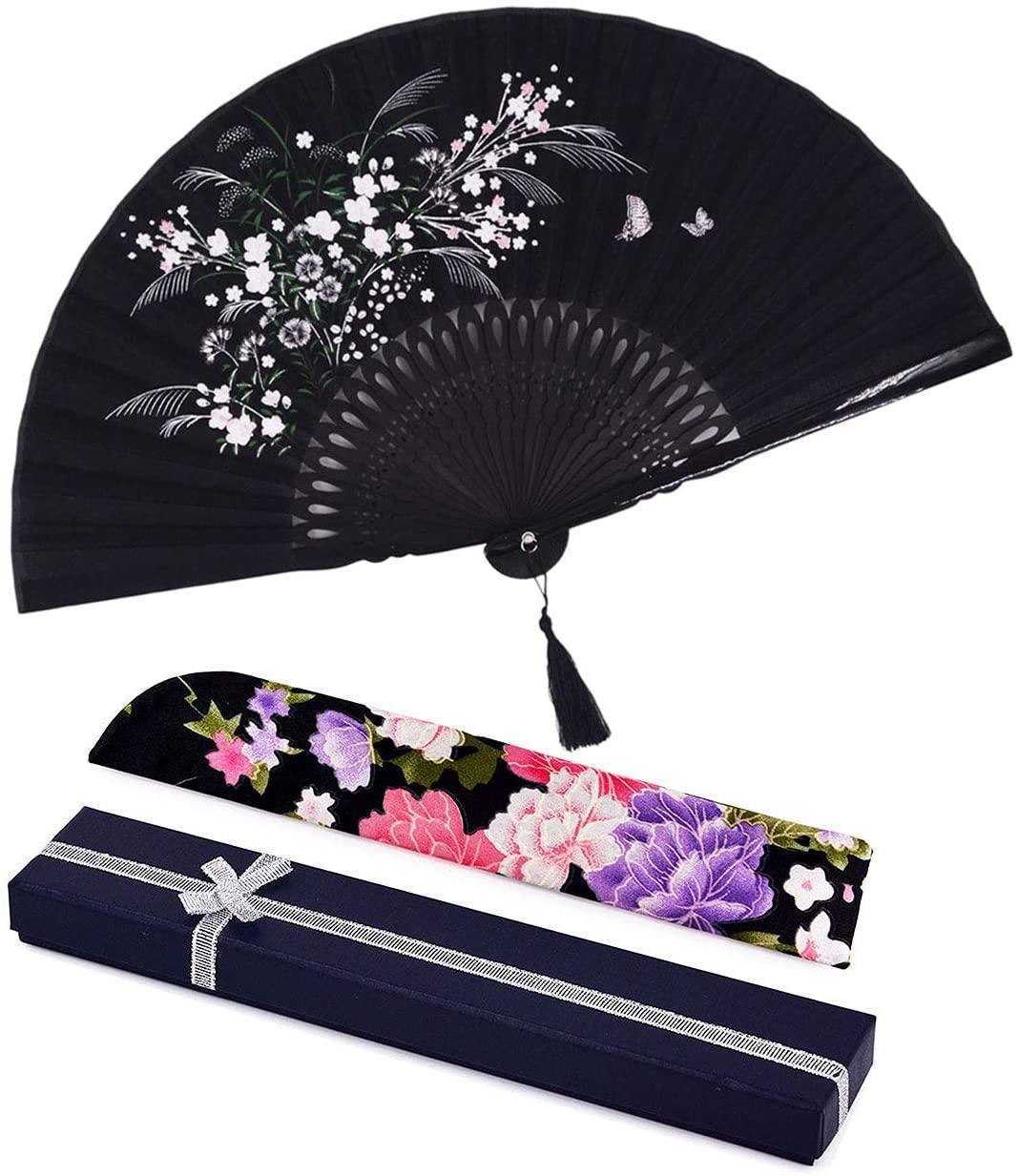 Amajiji Folding Fan, 8.27