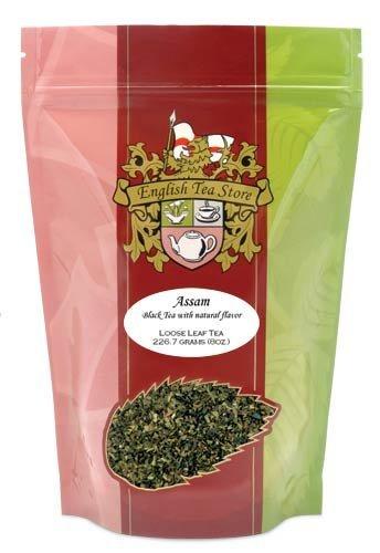 Assam Loose Leaf Tea - 8 oz.